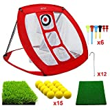 MESIXI Pop Up Golf Chipping Net Image
