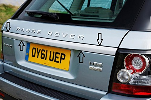 RC Trading Range Rover Sport 2006-2009 Facelift Rear Tailgate Conversion Kit to 2013 RTM