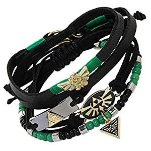 The Legend of Zelda Bracelet Set – 4 Pack
