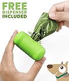 Pets N Bags Dog Waste Poop Bags Earth