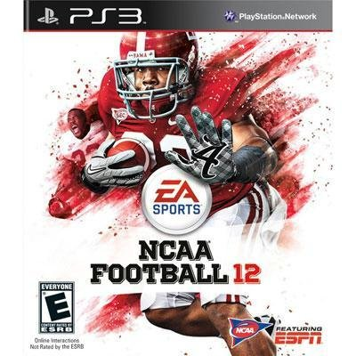(Exclusive NCAA Football 12 PS3 By Electronic Arts)