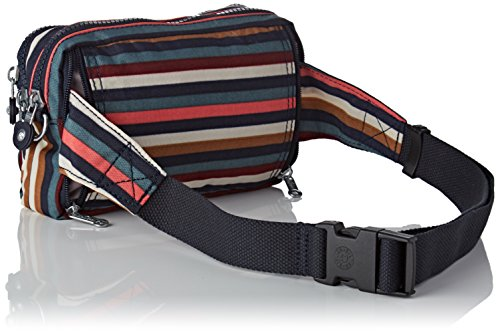 Womens Multiple Multicolour Kipling Multi Stripes Bag Shoulder pqw550dC