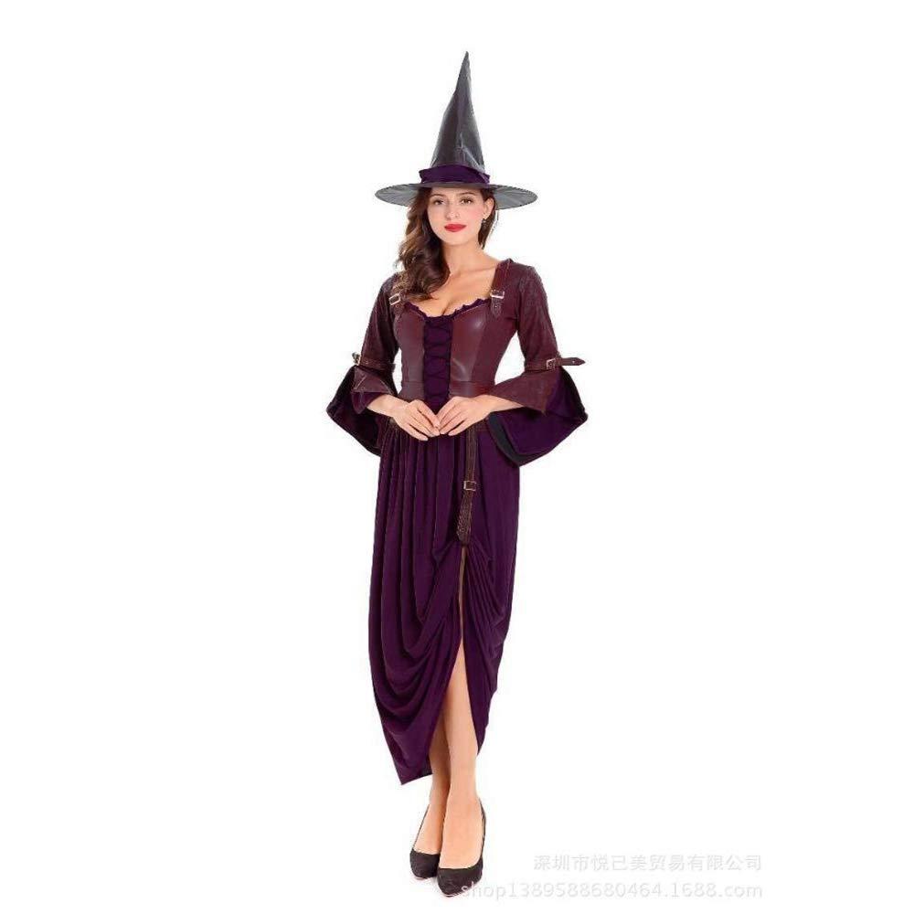 Olydmsky karnevalskostüme Damen Halloween Kostüm Cosplay Maskerade Hexe Kostüm Party Kostüm B07J51P5FN Kostüme für Erwachsene Nicht so teuer     | Spaß