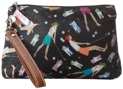 Ladies Golf Apparel Accessories - Sydney Love Lady Golf Cosmetic Case,Multi,One Size