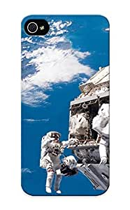 Awesome Design Space Station Hard Case Cover For Iphone 6 4.7(gift For Lovers)