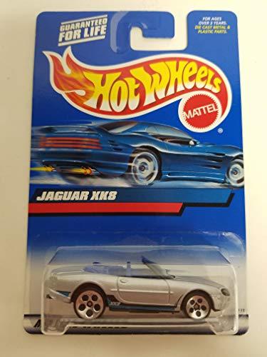 Jaguar XK8 2000 Hot Wheels 1/64 scale diecast car No. 165