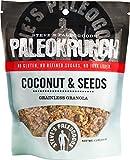 Steve's PaleoGoods, PaleoKrunch Nut-Free Coconut & Seed Granola, 7.5oz (Pack of 3)