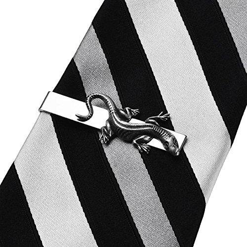 Quality Handcrafts Guaranteed Lizard Tie Clip