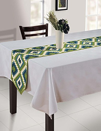 Indian Duck Cotton Table Runner product image