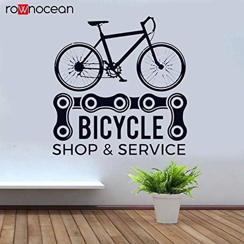 Modeganqingg Tienda de Bicicletas y Servicio Pegatinas de Pared ...
