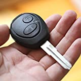 Land Rover Discovery Replacement Key Fob Shell Case Cover Keyless Entry Remote Blank Key 1999 2000 2001 2002 2003 2004 Year