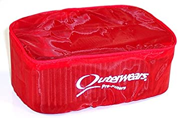 """Red Outerwear Prefilter Oval 4.5/"""" X 7/"""" X 6/"""" 10-1041-03"""