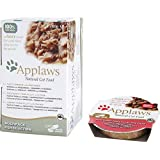 Applaws Cat Food Pot Multipack Fish Selection, 8x60g(pack of 2)