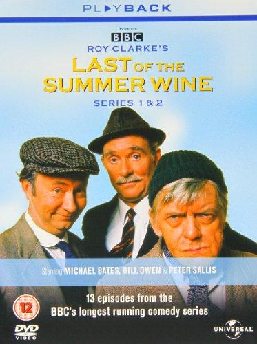 Last of the Summer Wine Series 1 &