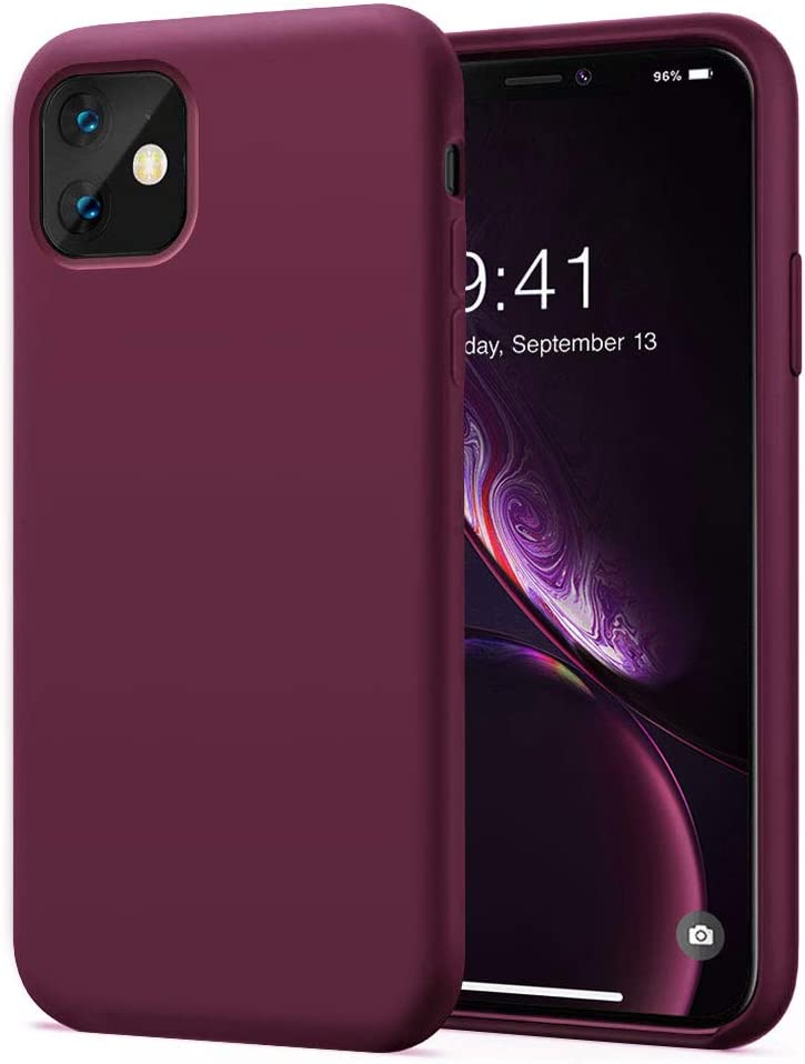 silicone iPhone 11 case