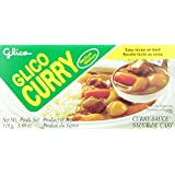 Glico Medium Green Curry Sauce, 110 Gram