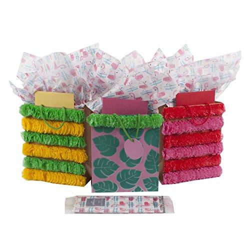 Luau Gift Bags - 9