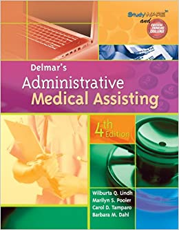 Bundle: Delmar's Administrative Medical Assisting, 4th + The Total