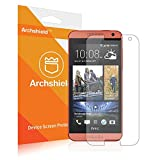 Archshield - HTC Desire 610 Premium High Definition (HD) Clear Screen Protector 3-Pack - Retail Packaging (Lifetime Warranty)