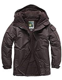 SOUTH PLAY Mens Premium Waterproof Ski SnowBoard Wear Jacket Jumper BROWN