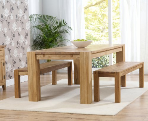 Awesome Oak Dining Table And Bench Set Gallery - Best Image Engine . & Awesome Oak Dining Table And Bench Set Gallery - Best Image Engine ...