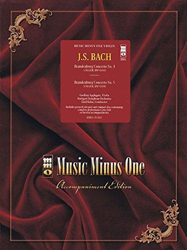 Brandenburg Concertos Violin - 3