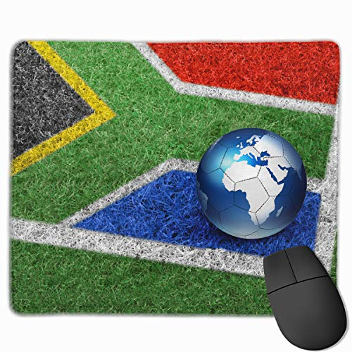 Hunand FIFA Soccer 2010 Durable Mouse Mat Custom, Personalized Non-Slip Mousepad ()