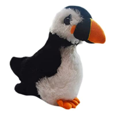 "Aurora - Mini Flopsie - 8"" Puffin: Toys & Games"
