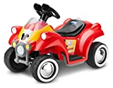 Disney Mickey Mouse 6V Toddler KT1122 Ride On, Quad