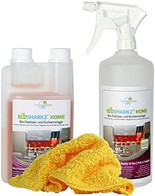Cocina alto brillo limpiador - desengrasante aerosol - bio ...