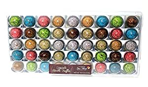 amazon com exquisite marble truffles imported from