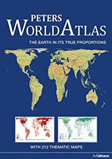 Hammond compact peters world atlas arno peters amazon books peters world atlas the earth in its true proportions ullmann gumiabroncs Image collections