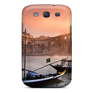 Premium Protective Hard Cases For Galaxy S3- Nice Design - Black Friday