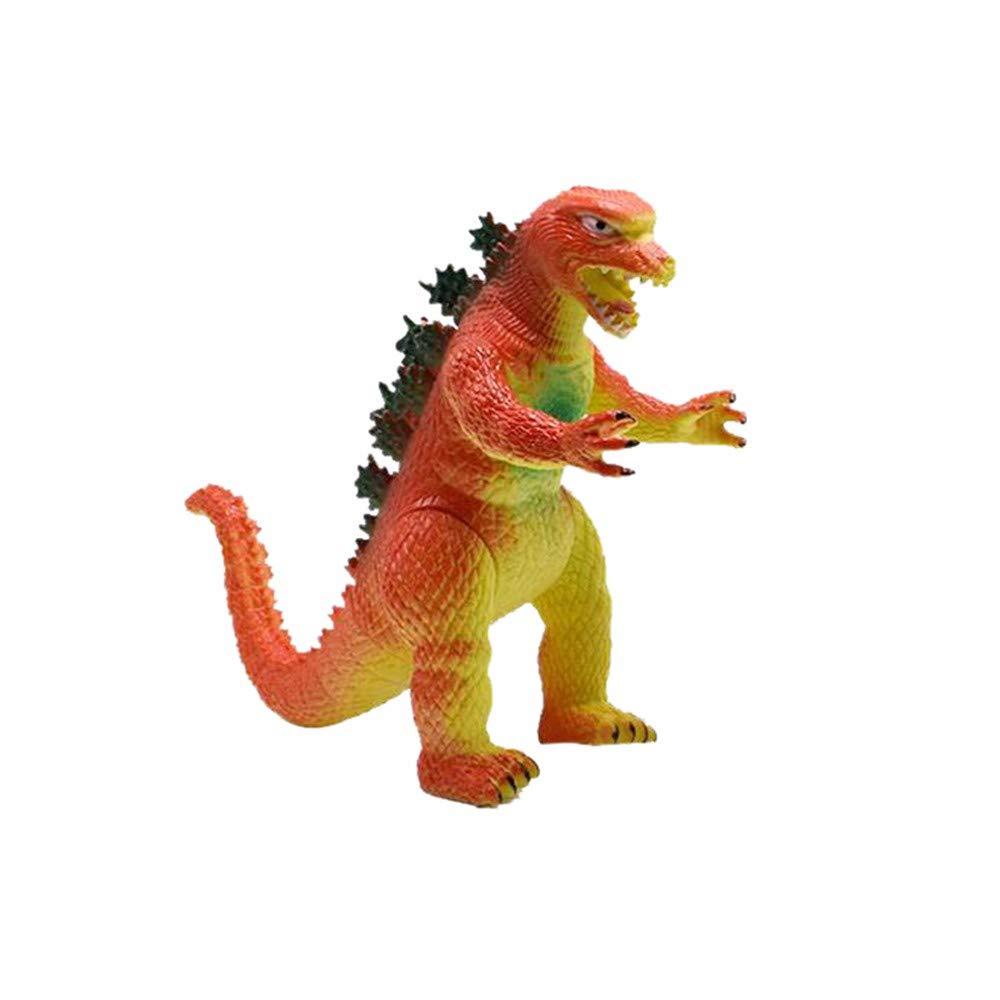 売り切れ必至! Gbell ゴジラルの恐竜のおもちゃ リアルな恐竜教育玩具 子供用恐竜モデルフィギュア コレクターのおもちゃ B07JZZB4N4 男の子の誕生日プレゼント 3-14歳 Gbell 13-30cm S 13-30cm Yellow B07JZZB4N4, 【在庫僅少】:45df6f8a --- realcalcados.com.br