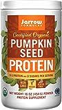 Jarrow Formulas Organic Pumpkin Seed Protein, 16 Ounce Review
