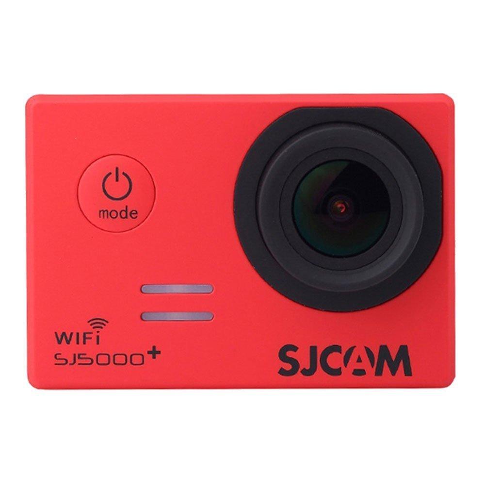 Cámara deportiva SJCAM SJ5000 Plus Ambarella. Wifi. Color Rojo
