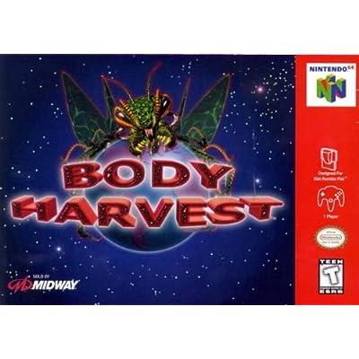 body-harvest
