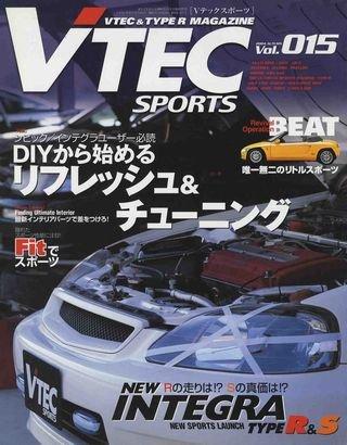 (VTEC SPORTS Vol.015 (Japan Import))