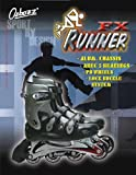 Ozbozz Runner FX In Line Boots Size 4