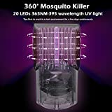 PATRICIA MiüONG Indoor Insect Trap Bug Zapper