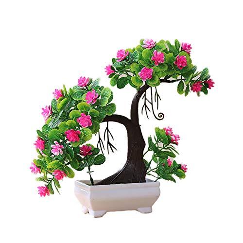 yanQxIzbiu Artificial Plants,Artificial Flowers,1Pc Artificial Tree Branch Fake