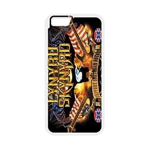 iPhone6 Plus 5.5 inch Phone Case White LYNYRD SKYNYRD BVGJ8788622