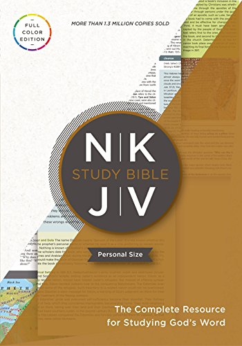 Read Online The NKJV Study Bible, Personal Size, Paperback, Red Letter, Full-Color Edition pdf