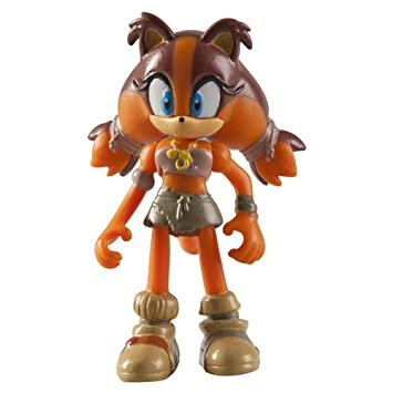 SticksTomySonic Boom Figure3 By The Action Inches TlFc3K1J