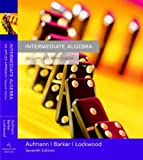 Intermediate Algebra : An Applied Approach, Aufmann, Richard N., 0618520376
