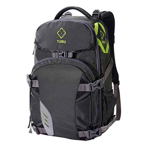 TUBU Video Camera Backpack Fit 2 Pro-sized DSLR / SLR Camera
