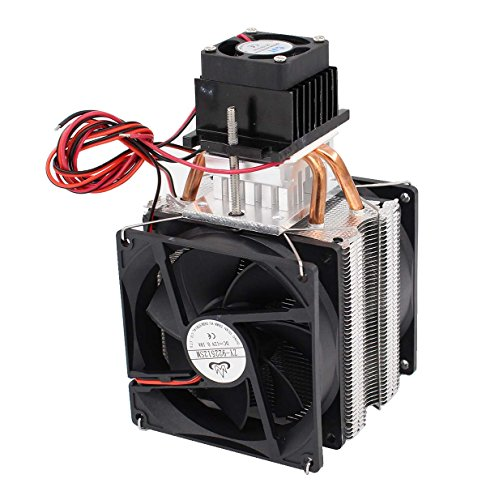 Thermoelectric Peltier Refrigeration Cooling System Kit Cooler TEC1-12706 DIY by MOTOKU