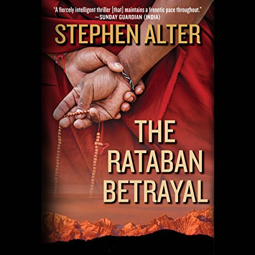 Bargain Audio Book - The Rataban Betrayal
