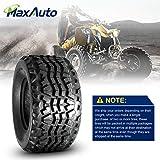 Set of 4 MaxAuto ATV Tires 23X11X10 23x11-10 ATV