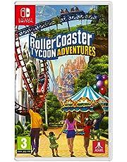 RollerCoaster Tycoon Adventures, Nintendo Switch (Nintendo Switch)